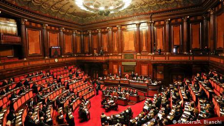 Ιταλία: Διερευνητική εντολή στον πρόεδρο της βουλής