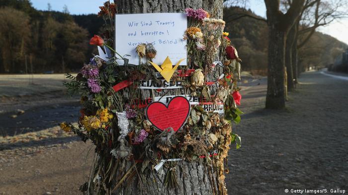 Deutschland | Freiburg gedenkt der ermordeten Studentin Maria