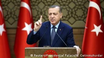 Tayyip Erdogan (Reuters/Presidential Palace/M. Cetinmuhurdar)