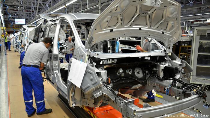 Türkei Automobilhersteller Ford in Kocaeli