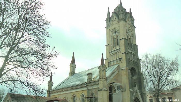 Weißrussland Lutherische Kirche in Grodno (A. Vashkevich )
