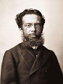 Brasilien Schriftsteller Machado de Assis