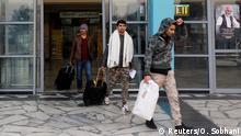 Afghanistan Rückkehr abgelehnter Asylbewerber aus Deutschland