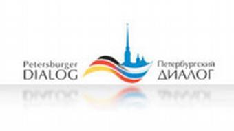 Logo des Petersburger Dialogs