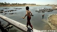 Irak Diyala Fluss