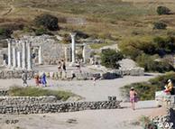 Херсонес - принада для археологів у Криму, але - не єдина