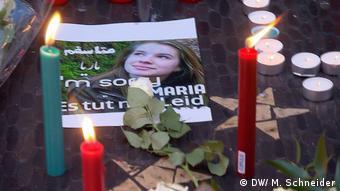 H υπόθεση βιασμού και δολοφονίας της 19χρονης Μαρίας Λ. συγκλόνισε την γερμανική κοινή γνώμη