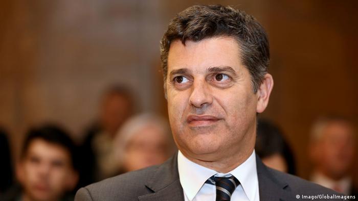 Portugal Wirtschaftsminister Manuel Caldeira Cabral