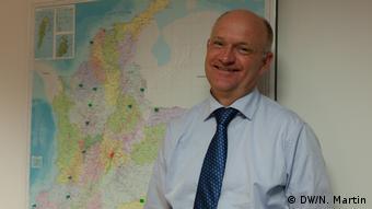 Bo Mathiasen (DW/N. Martin)