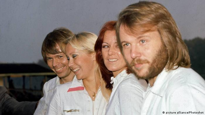 ABBA (picture alliance/Photoshot)
