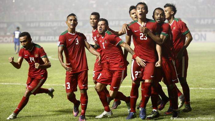 Indonesien AFF Finale Indonesien vs. Thailand (picture-alliance/Photoshot)