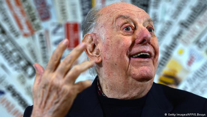 Dario Fo (Getty Images/AFP/G.Bouys)