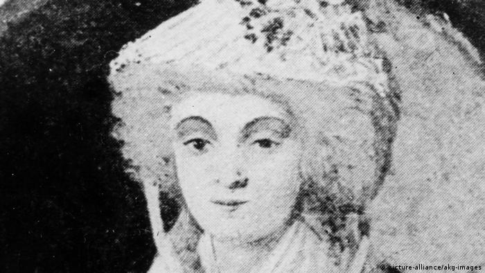 Marie Olympe de Gouges (Foto: picture-alliance/akg-images)
