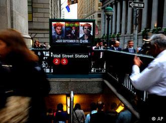 Business as usual? - Atmosfera e Wall Street-it në kuadër të ...