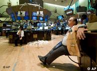 Mercado de valores norte-americano continua tremendo
