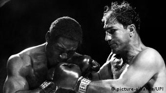 Boxen - Rocky Marciano vs. Ezzard Charles (picture-alliance/UPI)