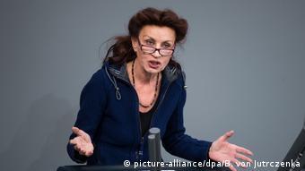 Ulla Jelpke (picture-alliance / dpa / B of Jutrczenka)