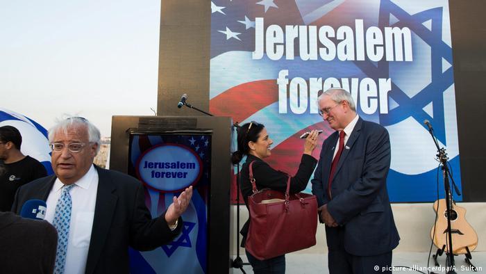 USA | David Friedman designierter Botschafter in Israel