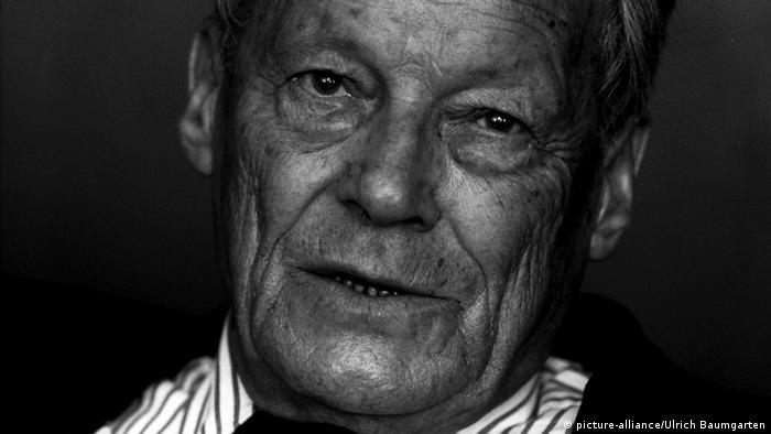 Willy Brandt (picture-alliance/Ulrich Baumgarten)