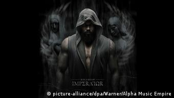 Cover des Albums Imperator von Rapper Kollegah (picture-alliance/dpa/Warner/Alpha Music Empire)