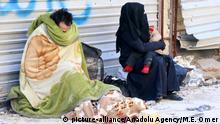 Syrien Krieg - Zerstörung & Evakuierungen in Aleppo