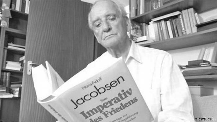 Bonner Politikprofessor Hans-Adolf Jacobsen gestorben