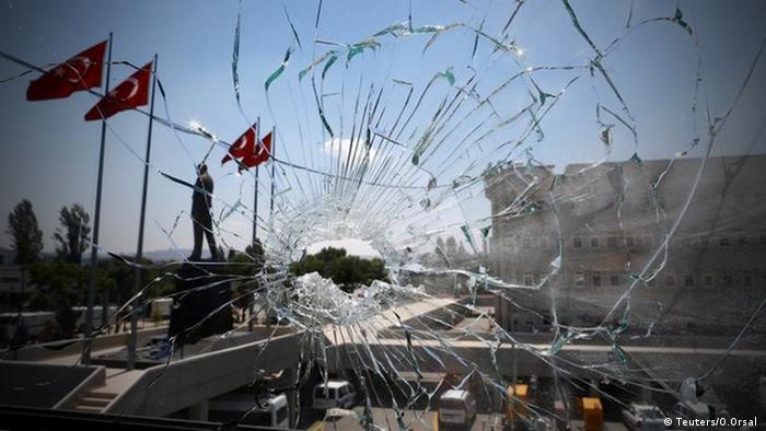 2016'da Türkiye'yi sarsan saldırılar