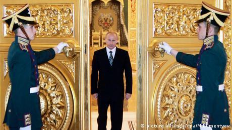 Putin at the Kremlin