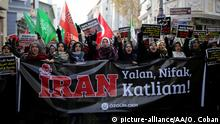 Türkei Proteste Solidarität Syrien Aleppo