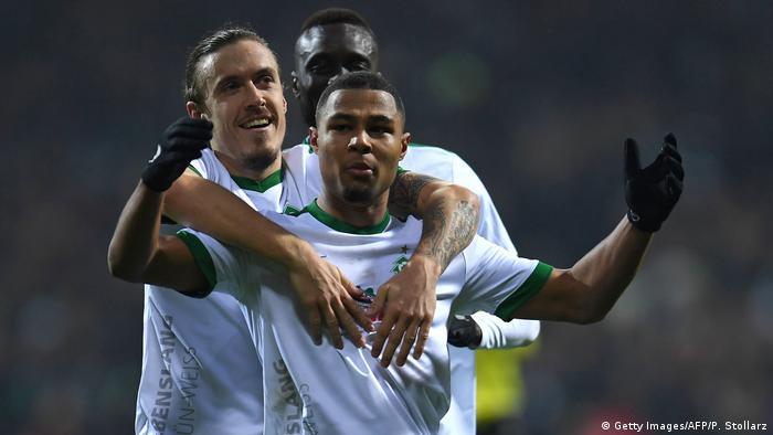 Deutschland Werder Bremen gegen 1. FC Köln