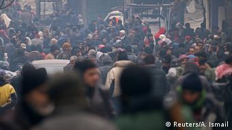 Aleppo Evakuierung