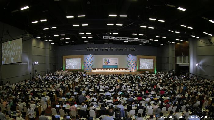 Mexiko UN-Artenschutzkonferenz in Cancún zu Ende