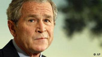 George W. Bush, ehemaliger amerikanischer Präsident (Foto: AP)