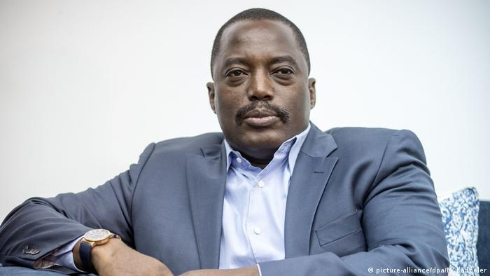 Presidente da República Democrática do Congo, Joseph Kabila