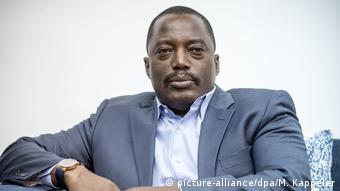 Kongo | Präsident Joseph Kabila