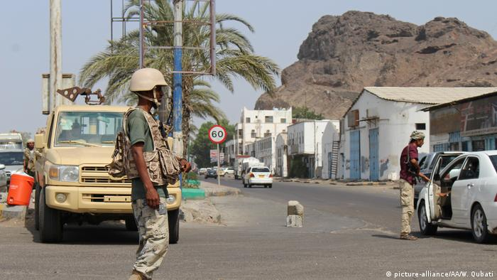 Security services in Aden