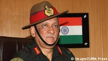 Indien Armee Bipin Rawat