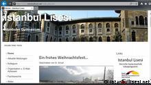 Internetseite istanbullisesi.net Screenshot