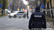Symbolbild Kroatien Polizei