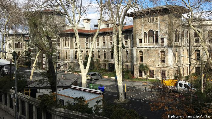 Lisesi Schule Istanbul (picture-alliance/dpa/L. Say)