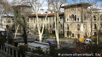 Гимназия Istanbul Lisesi
