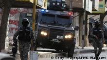 Jordanien Sicherheitskräfte ARCHIV