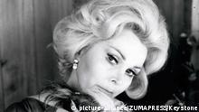 Schweiz Schauspielerin Zsa Zsa Gabor