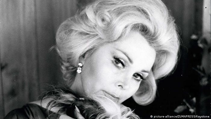 Zsa Zsa Gabor (picture-alliance/ZUMAPRESS/Keystone)