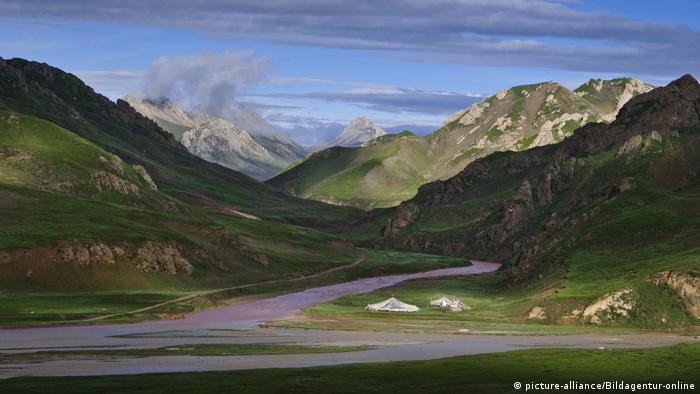 Tibet Mekong-Region (picture-alliance/Bildagentur-online)