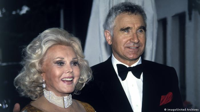 Zsa Zsa Gabor and Prince Frederic von Anhalt (imago/United Archives)