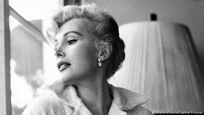 Porträt von Zsa Zsa Gabor (picture-alliance/Captital Pictures)