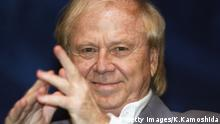 TOKYO, JAPAN - APRIL 19: Film director Wolfgang Petersen attends a photocall for his upcoming movie Poseidon at a Tokyo hotel on April 19, 2006 in Tokyo, Japan. The film will open in June in Japan. (Photo by Koichi Kamoshida/Getty Images)