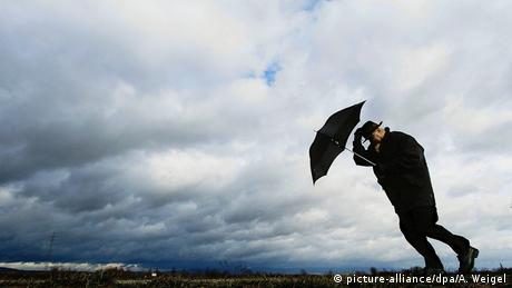 Stürmische Zeiten in Bayern