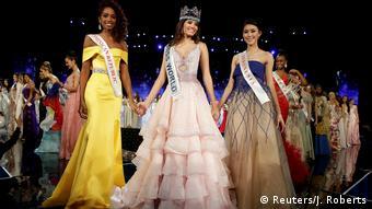 USA Miss World 2016 in Oxen Gewinnerin Stephanie Del Valle aus Puerto Rico